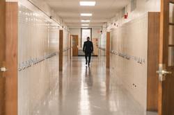 C Prep Hallways