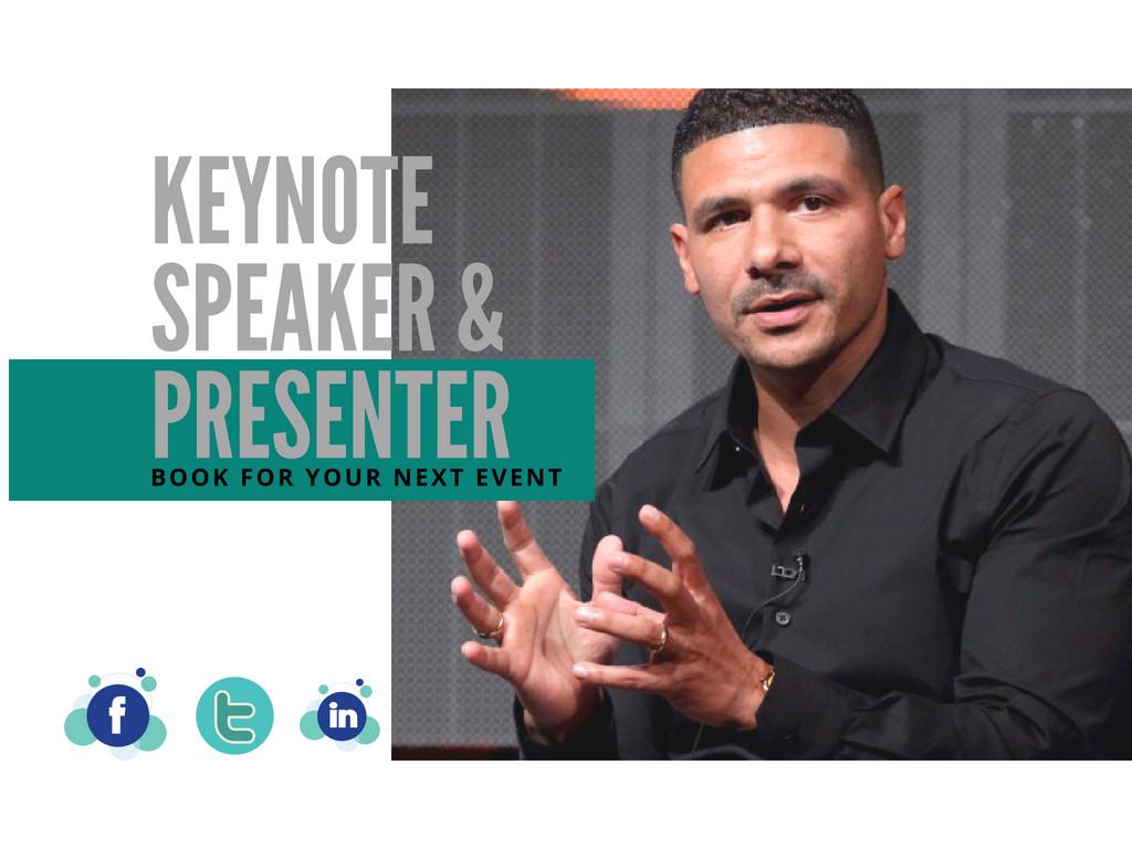 Dr  Steve Perry | Booking #1 Education Speaker