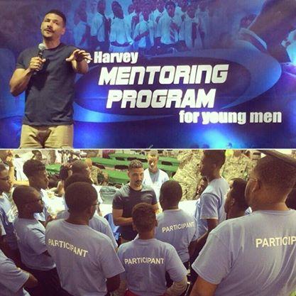 Mentor @Steve Harvey Camp for Boys