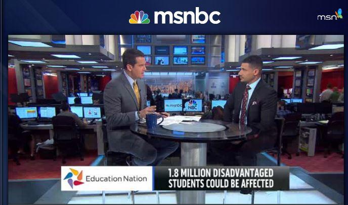 MSNBC Education Contributor