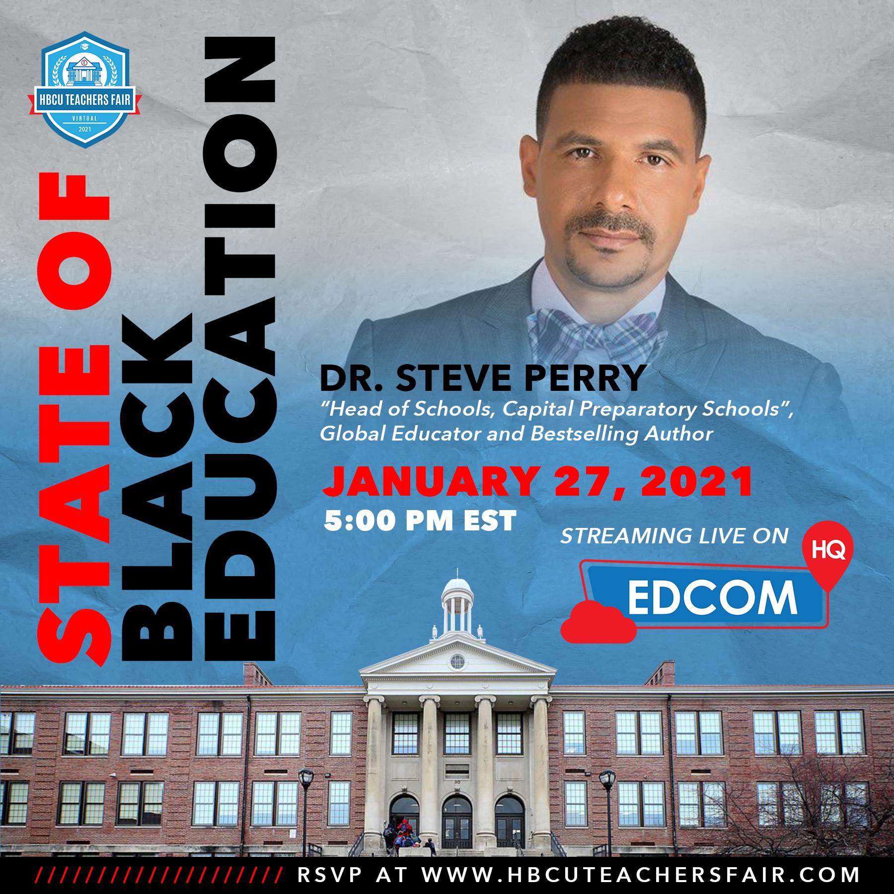 "State of ""Black Education"" Keynote"