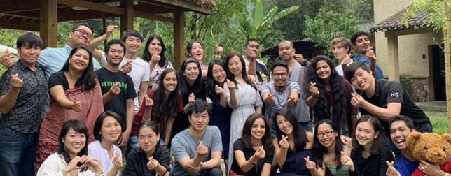 Ashoka Changemakersxchange Programme in Hongzhou, China in May 2019