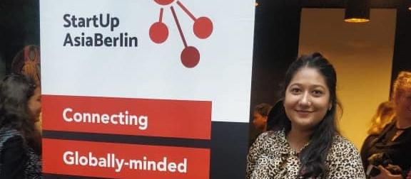 StartUp Asia Berlin Summit in Berlin, Germany in May 2019