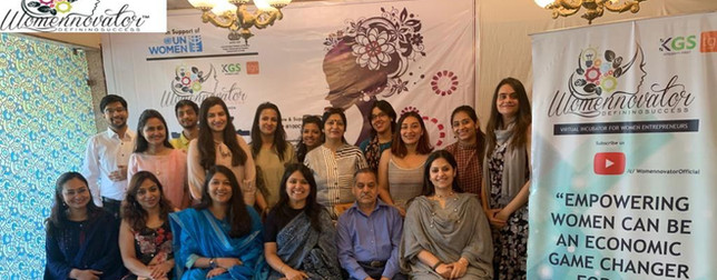 Launch of Womennovator in Mathura