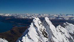 Double cone, The Remarkables