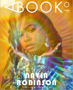 A Book Of - Navia Robinson
