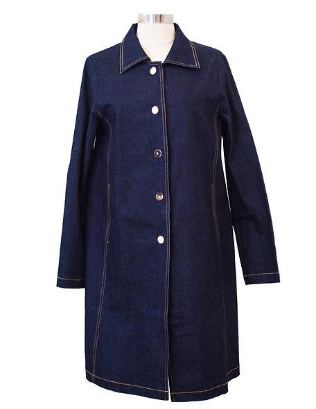 Plessette Denim Coat