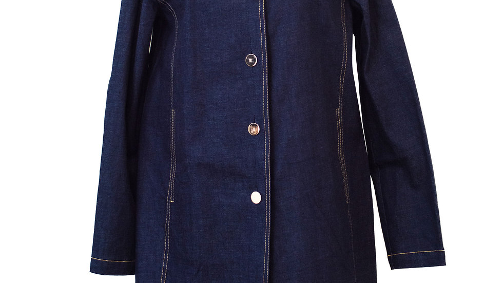 Plessette Denim Coat