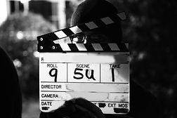 Film Slate Marcador