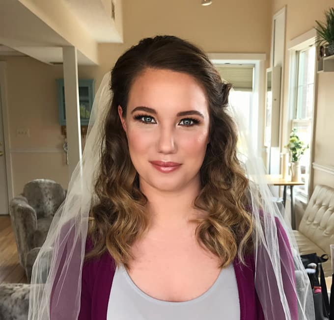 Bride Makeup Consultation