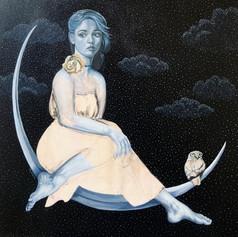 """""""Luna, la guardiana de los sueños"""""""