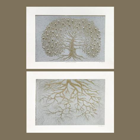 """Título: """"Un árbol se conoce por sus frutos"""""""
