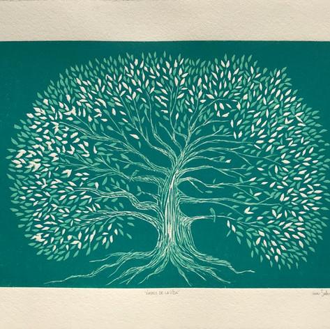 """Tiutlo: """"árbol de la vida"""""""