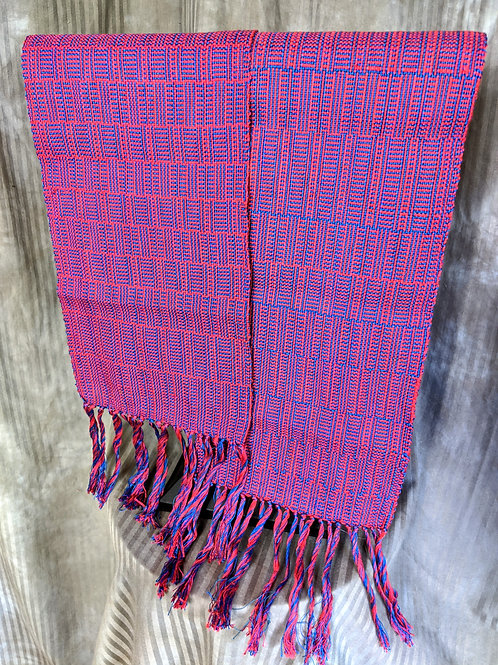 Shadow Weave Scarf