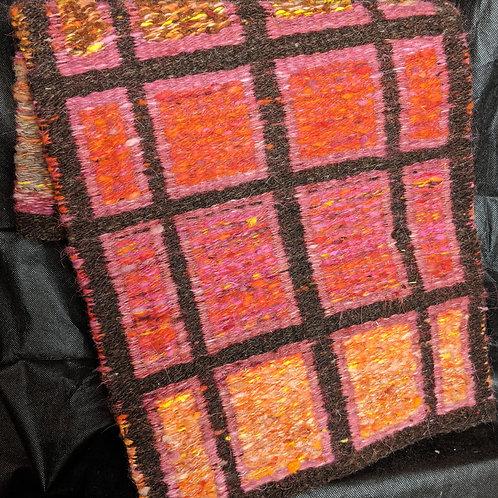 Bound Weave Wool Rug