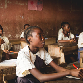 For Every Girl Child, There Is Hope