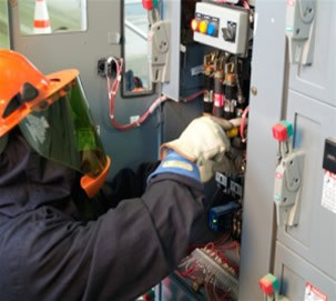 "AIM Industrial ""Sparkies"" Shine With Their Electrical Trade Work"