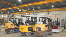 Machinery Moving & Plant Relocation Services