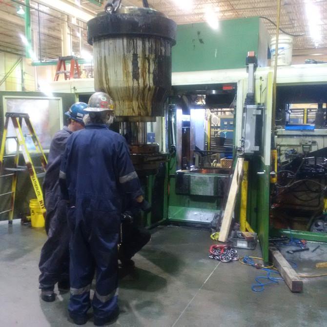 Custom Precision Machinery Repairs