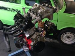 Motor Coupe SRT '77