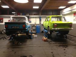 Simca Rallye's