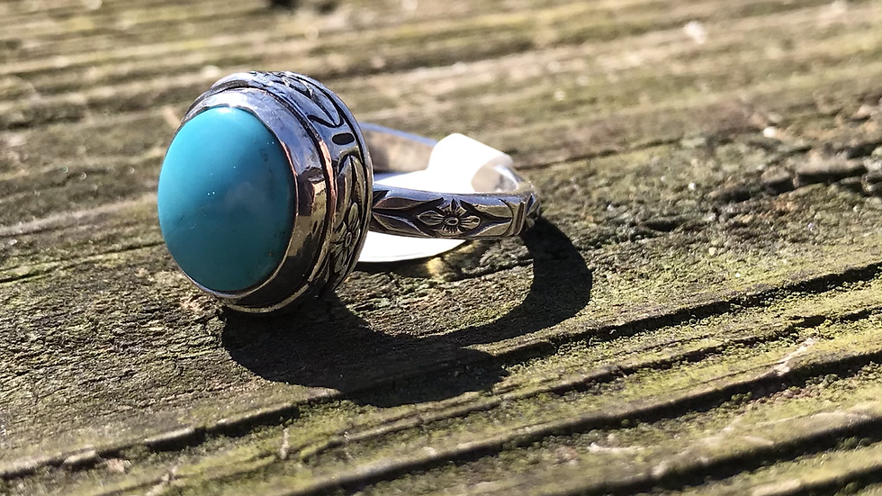 American Blue Turquoise