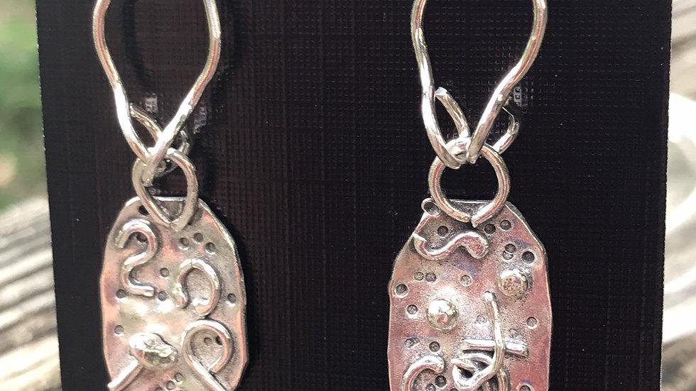 Argentium Sterling Earrings