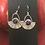 Thumbnail: Lapis Lazuli Fine Silver Earrings