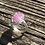 Thumbnail: Pink Sapphire faceted Rosecut Ring