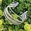 Thumbnail: Silver & Gold 7 Band Cuff