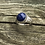 Thumbnail: Rosecut Lapis Ring
