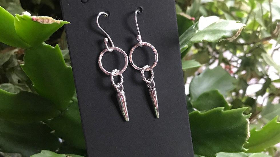 Lovely Spike Earrings