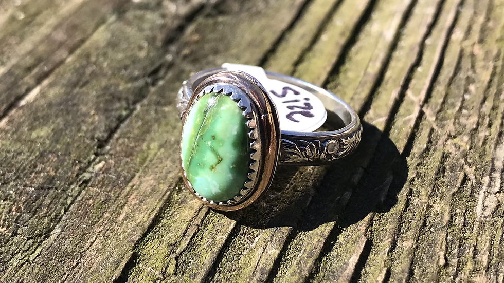 Awesome green Turquoise