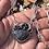 Thumbnail: Blue Quartz in Argentium 935 Silver