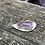 Thumbnail: Rosecut Pink Sapphire Pendant