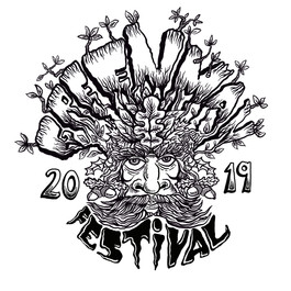 greenman festival tee design entry