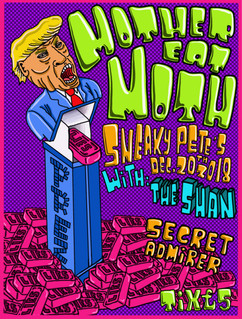 mother eat moth @ sneaky's
