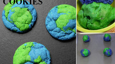Earth's Day Cookies