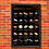 Thumbnail: The Snack Poster, 16x20, Maple Background