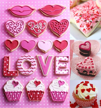 Inspiration for your Vday Baking