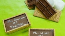 Cool Chalkboard S'Mores