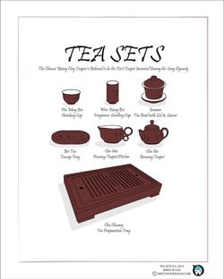 Tea Sets: Chinese Tea Sets