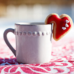DIY Sugar Cookie Hanging on your Mug