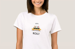 Let's ROLL with Sushi Rolls