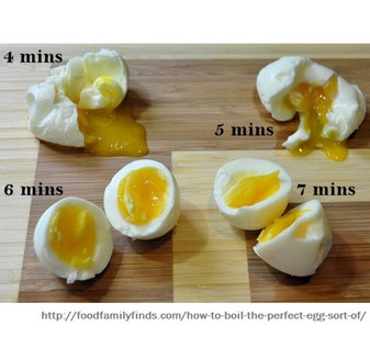 Boil the Perfect Egg