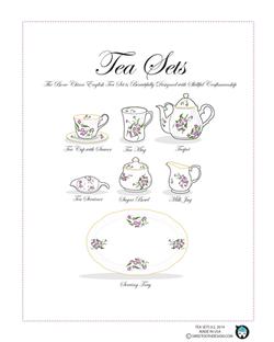 Tea Sets: English Tea Sets