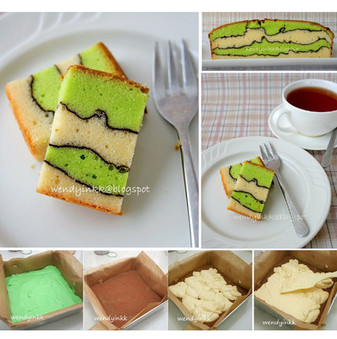 Topography Layered Cake