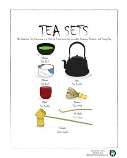 Tea Sets: Japanese Tea Sets