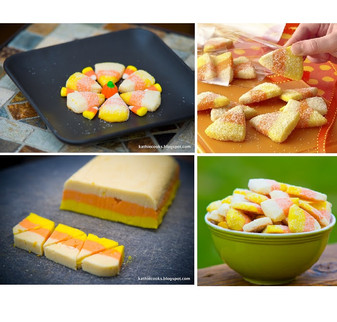 Do you prefer candy or Candy Corn Cookies?