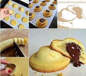 Banana Chocolate Cookie Recipe is HERE!